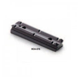 Tenpoint 7/8-inch Fixed Mini Dovetail Scope Mount / black (for 40mm scopes)