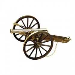 Traditions TRADITIONS CANNON NAPOLEON III GOLD .69 CALIBER