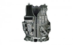 Leapers LE TACTICAL VEST DIGITAL ARMY