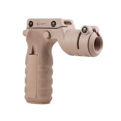 Mission First Tactical REACT Torch AND Vertical Grip FDE