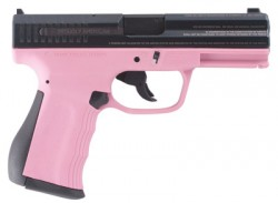 FMK Firearms 9mm G2 Fast Action Trigger 14rd Pink Frame