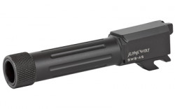 LONE WOLF DISTRIBUTORS ALPHA WOLF THREADED BARREL FOR S&W M&P SHIELD 45ACP