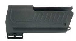 CAA Stock Saddle for AR Collapsible Stock Black