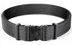 Uncle Mikes Deluxe Belt Black LG