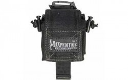 Maxpedition Rollypoly Mini Pouch Black