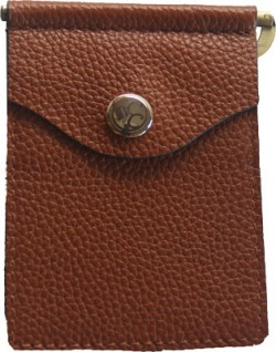 Concealed Carrie CONCEALED CARRIE COMPAC WALLET AGED BROWN