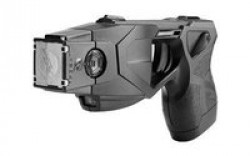 Taser X26P Taser, with Laser, LED, 2 Live-Cartridges, Black Finish
