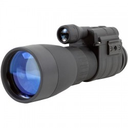 Sightmark Ghost Hunter Night Vision Monocular w/ IR Illuminator, 5x60 SM14074