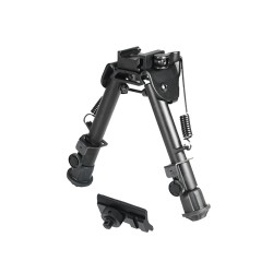"Leapers Inc. Tactical OP Bipod Height 5.9""-7.3"""