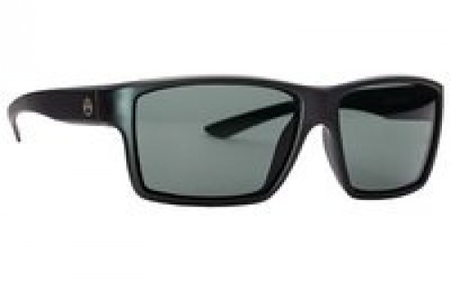 MAGPUL Explorer Matte Black Frame, Gray Green Lenses, Polarized