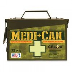 Medi-Can Advanced Wound Care Kit, 73 Piece