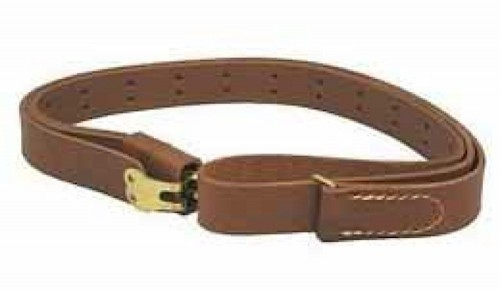 Hunter 2001 Leather Military Sling 1 inch