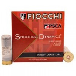 Fiocchi Shooting Dynamics 12 Gauge Skeet Target Loads - Lead And Turkey Shot Shells at Academy Sports