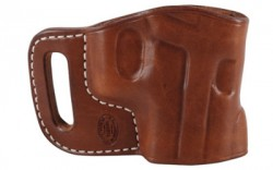 El Paso Saddlery CEKSRR Combat Express 2.7 Barrel Kimber Solo 9mm Leather Russet