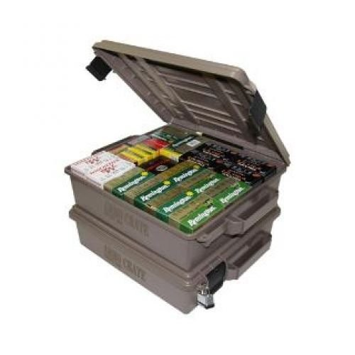 MTM Ammunition Crate - Army Green (4.8 Deep)