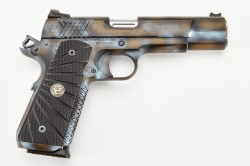Wilson Combat X-TAC Elite, Full-Size, 9mm, Burnt Bronze/Black