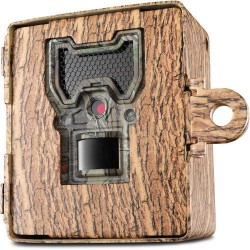 Bushnell TrophyCam HD Aggressor Security Box Only - Tree Bark Camo