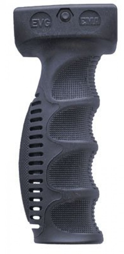 CAA Verticle Ergonomic Grip Rubberized
