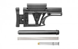 LUTH AR MBA-1 STOCK KIT 308 BLK