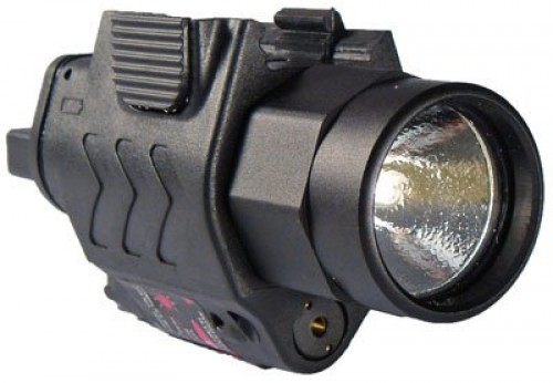 Command Arms Accessories Tactical Red Laser and Light TLL