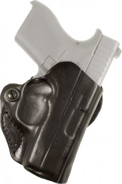 Viridian Green Lasers Mini Scabbard Holster For Glock 42 with ECR for Viridian Reactor, Right