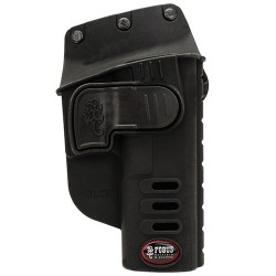 Fobus Belt Holster CH RRS for Glock 17 19