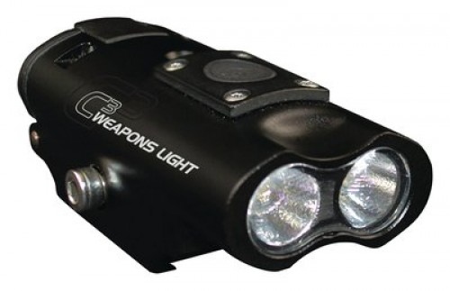 Lucid C3 Weapons Light 300 Lumens