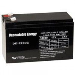 RedHead Rechargeable Batteries (6V5A CT)
