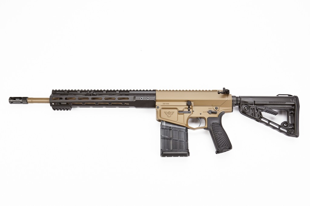 "Wilson Combat Recon Tactical Rifle, .308 Winchester, 16"" Barrel, 1-11.25 Twist, Coyote Tan"