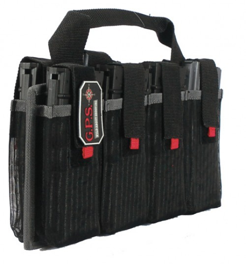 GPS Wild About Shooting GPS-1365MAG Tactical Magazine Tote
