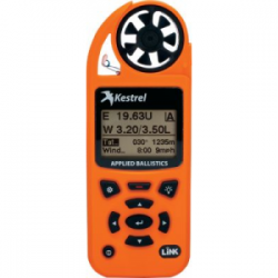 Kestrel Elite Weather Meter with Applied Ballistics with LiNK, Desert Tan, 0857ALTAN
