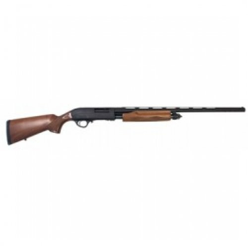Legacy Escort M87 Youth Pump Shotgun  Walnut  20 Ga  22 inch 4 rd