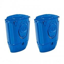 TASER C2 BLUE TRAINING CARTRDGE 2-PK