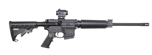 MP15 Sport II OR 556 16 Blac