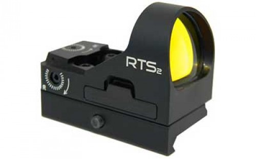 C-More RTS RED DOT 6 MOA - Black