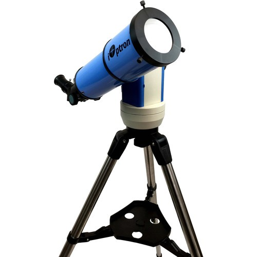 iOptron Solar 80 80mm f/5 Achro Refractor GoTo Telescope with Solar Filter