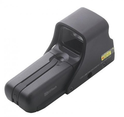 EOTech 550 A65 Holographic Sight w/ A65/1 reticle, AA battery, Night Vision Compatible