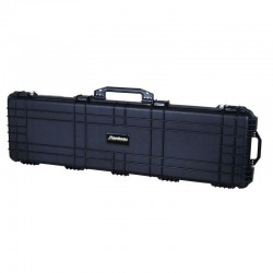 FLAMBEAU GUNCASE BLACK HD SERIES 50.5X5X13.5