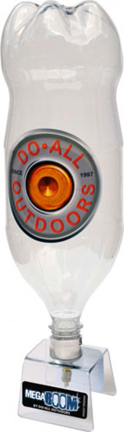 Do All Outdoors Mega Boom Polycarbonate Target System, Clear MB150