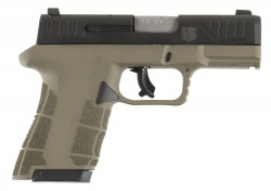 Diamondback AM2 9mm Semi Auto Pistol 3.5