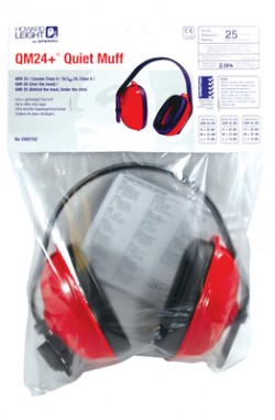 Howard Leight Bulk - Earmuff NRR 25