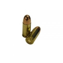 Buffalo Bore 9mm 125gr FMJ-RN Ball (Per 20)
