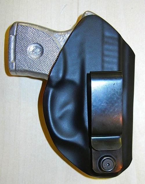 Looper Law Enforcement THE BETTY Holster J-Frame w/CT