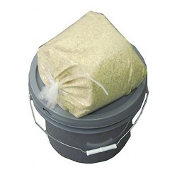 FRANKFORD CORN COB MEDIA 15 LBS IN 3.5 GAL BUCKET