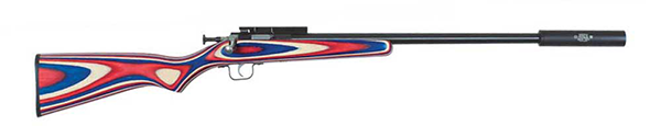 CRICKETT RIFLE G2 .22LR RED