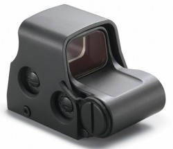 EOTech Transverse Red Dot Sight, Black, Circle-1-Dot Reticle XPS2-0