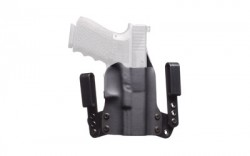 Blackpoint Tactical RH Mini Wing IWB Holster for Smith and Wesson Shield, Black 101701