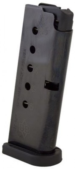 Diamondback Magazine 380/32NAA 6rd BL Flat Bottom