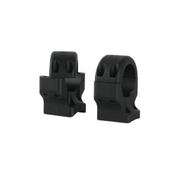 DNZ XB1TM2 2 PC Brown X-Bolt Medium Mount