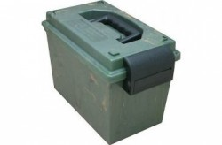 MTM SDB011 Sportsmans Dry Box Small Green